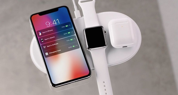 i phone x airpower