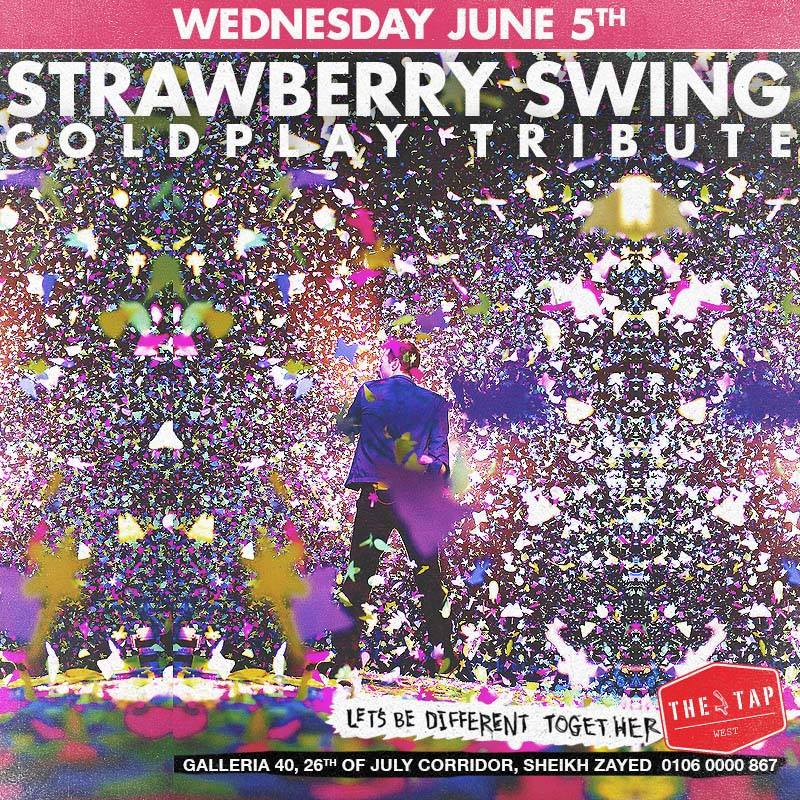 Strawberry Swing