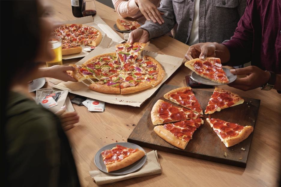 Pizza Hut National Pizza Party Day